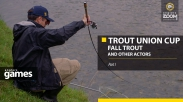 Trout Union Cup. Fall trout and other actors. Part 1 (English)